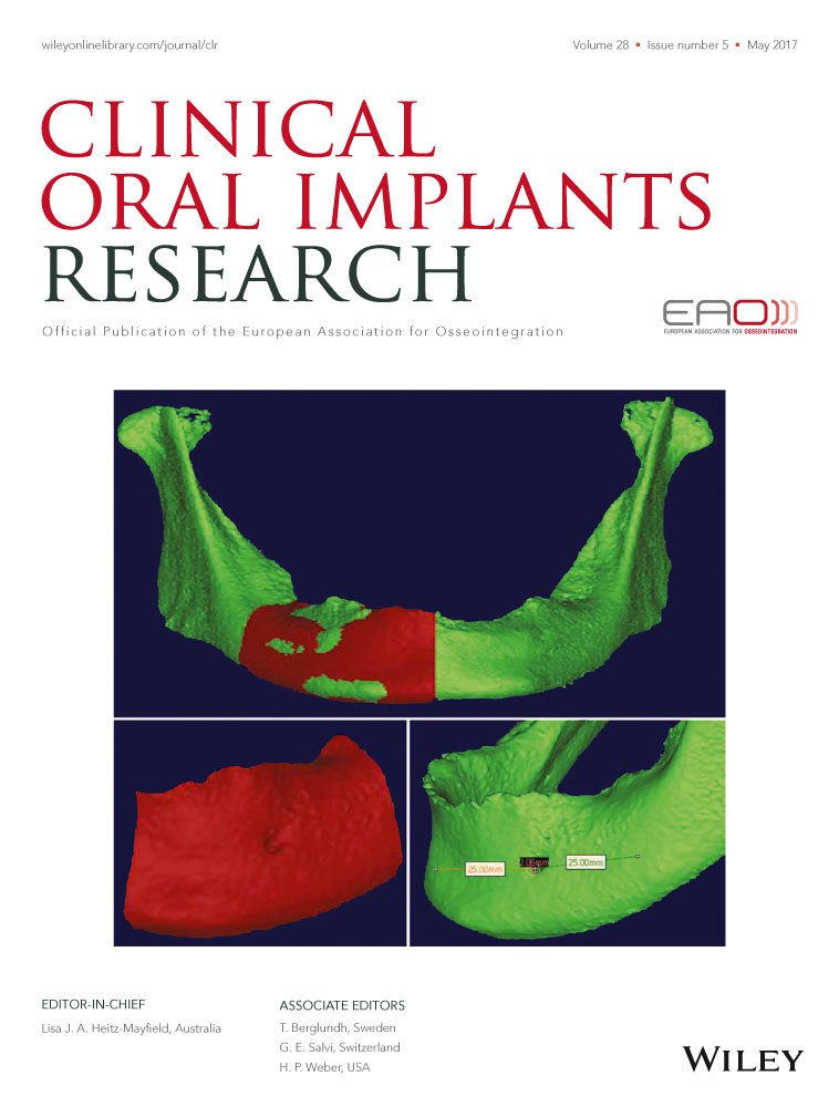 Clin Oral Implants Res