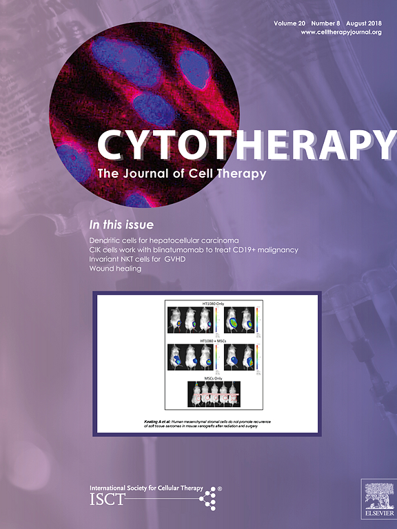 Cythotherapy