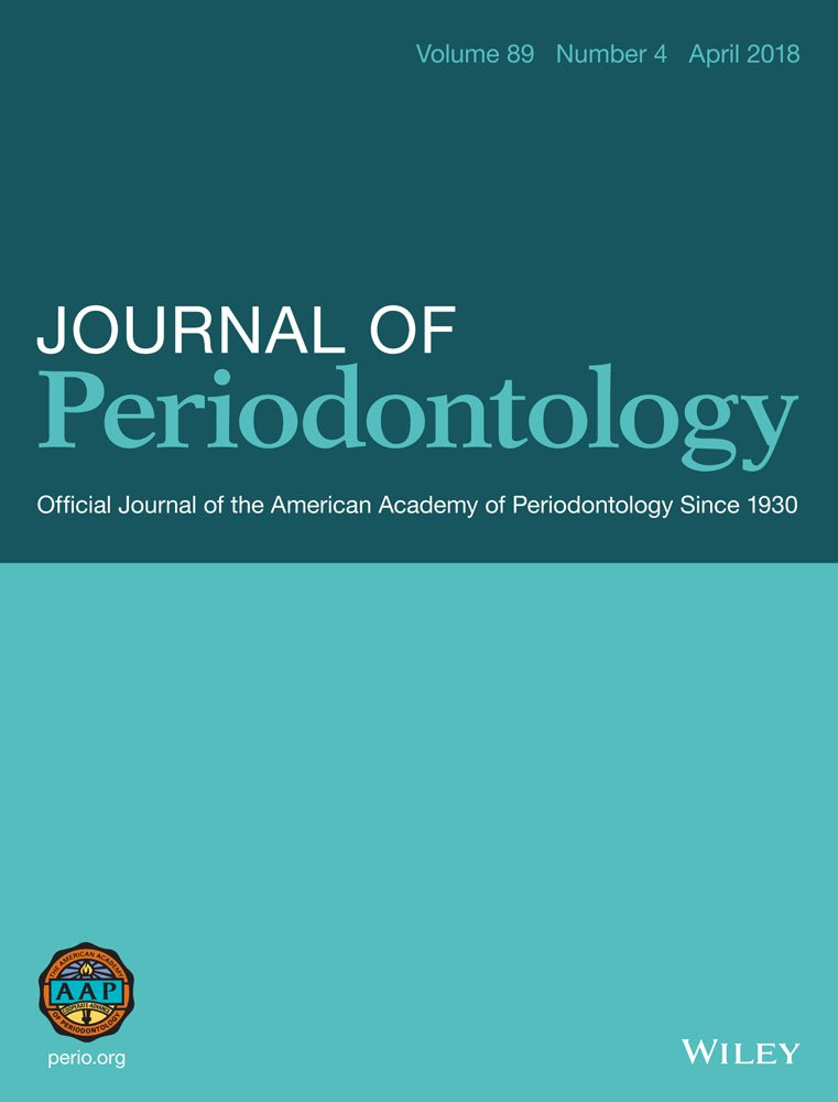 J of periodontology
