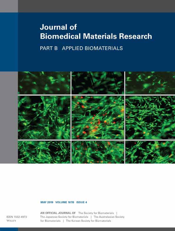J of Biomedical Materials Res