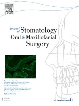 Journal of Stomatology, Oral and Maxillofacial Surgery