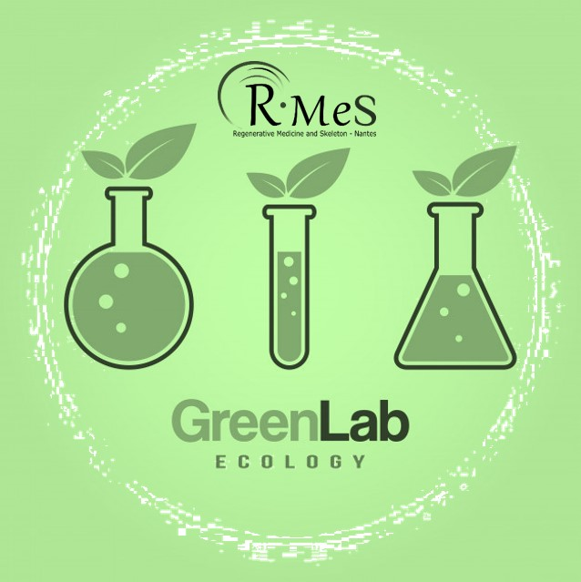 Logo Green Lab RMeS