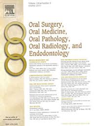 Oral Surg Oral Med Oral Pathol Oral Radiol.