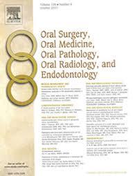 Oral Surg Oral Med Oral Pathol Oral Radiol.