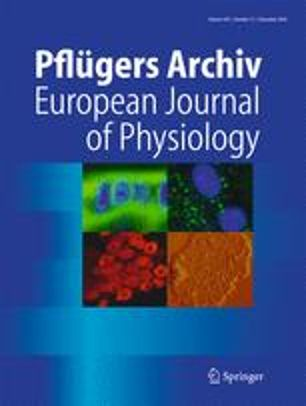 European Journal of Physiology
