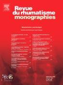 Revue du Rhumatisme Monographies